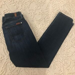 7 for All Mankind Josefina size 26